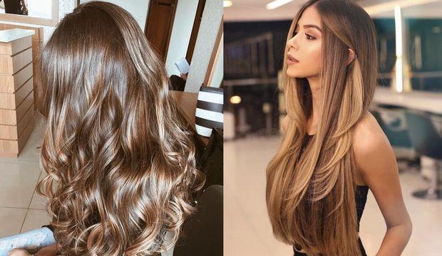 saçların daha parlak olması için neler yapılmalı?