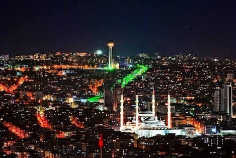 Ankara  ne kadar güzel bir şehir değil mi?