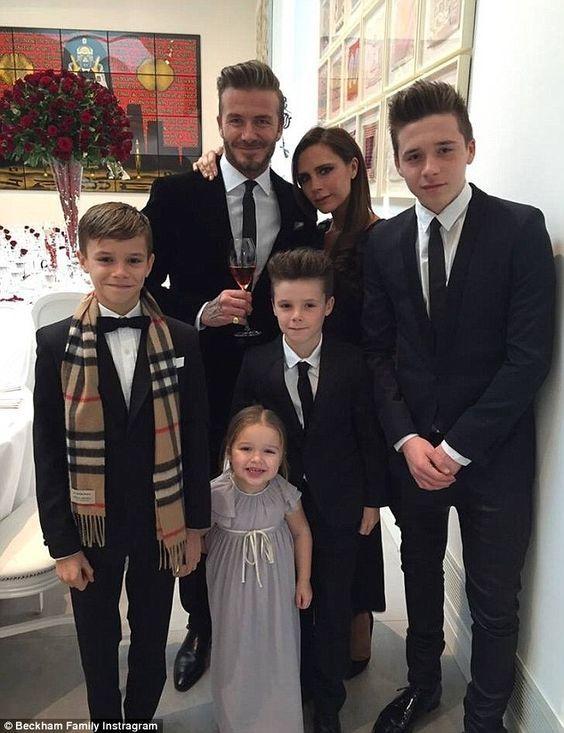 Bu ünlü ailelerden hangisi