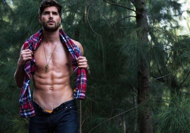 Dünyanın en seksi ateş parçası olan erkek modeli sizce hangisi?
