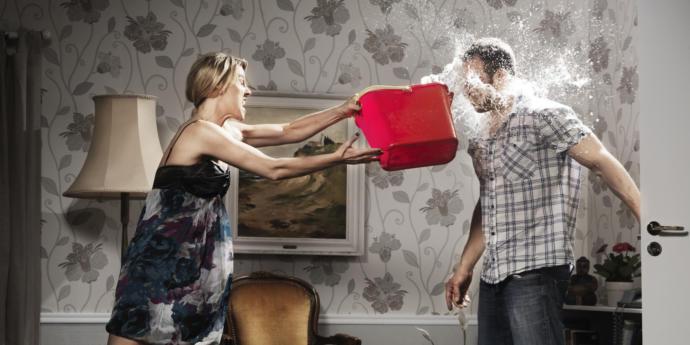Sevgilinizle/ eşinizle kavga ederken, kavganın son bulması için ne yaparsınız?